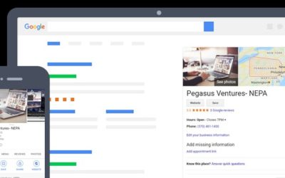 Google My Business- Free and it really, really matters