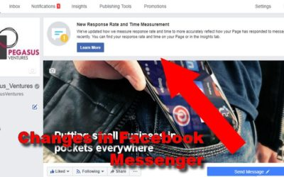 Facebook Measures Response Times