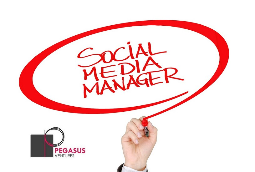 Pennsylvania social media manager for business Pegasus Ventures